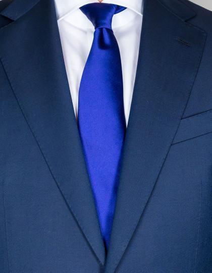 Kiton Krawatte in lila