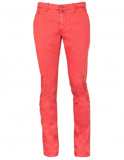 Jacob Cohen Chino Bobby Comfort in rot