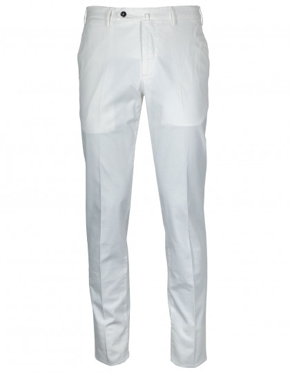 "PT01 Chino ""Color Connection"" Slim Fit in weiß"