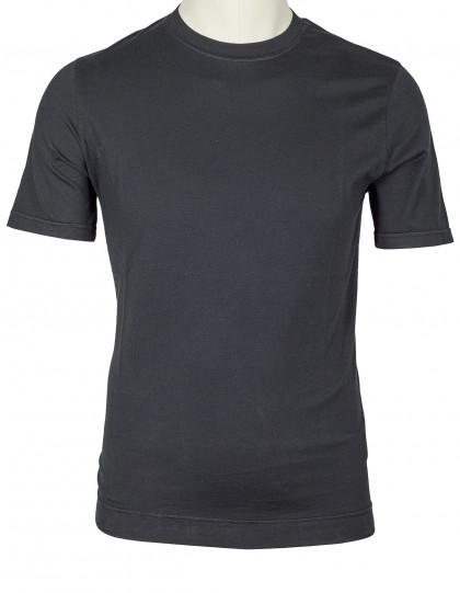 Fedeli T-Shirt in schwarz aus Jersey